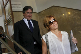 Ana Torroja declara hoy en Palma acusada de evadir 655.000 €