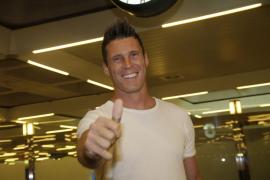 Calatayud: «Tenía muchas ganas de fichar por el Mallorca»
