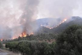 incendios Mallorca