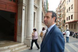El primer juicio contra Matas irá a  cargo de la Sección Primera de la Audiencia