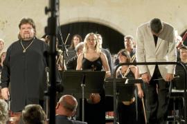 Johan Botha emociona en Bellver con una fantástica noche de ópera