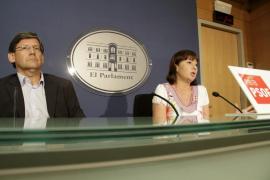 Armengol afirma que el discurso de Rubalcaba responde al «clamor» ciudadano