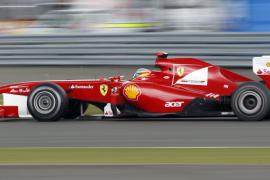 Alonso: «Estamos en la buena dirección. Hay señales de recuperación»