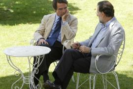 Rajoy pide «un gesto de grandeza y justicia» al Gobierno de Zapatero