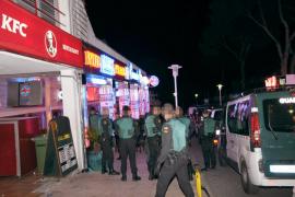 Siguen las violaciones en Mallorca: denuncian cuatro más anoche en Magaluf