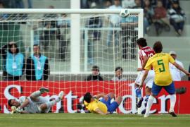 Fred le dio un empate a Brasil en el último suspiro