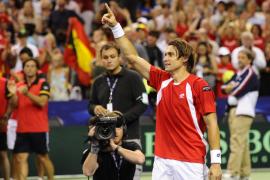 España pasa a las semifinales en la Copa Davis