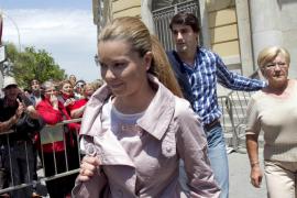 María José Campanario y su madre, condenadas a casi dos años de cárcel