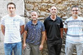 Veintiún jóvenes aspiran a protagonizar el simulacro de batalla de los 'Moros i Cristians'