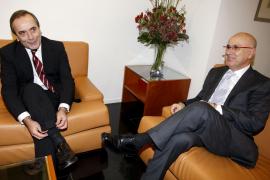 PSOE y CiU están de acuerdo en buscar un pacto para luchar contra la crisis