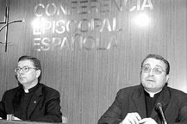 Los obispos califican de injusto y erróneo el matrimonio entre gays