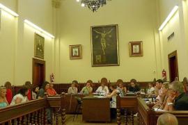 El PSM exige al Ajuntament d'Alcúdia que no permita que la tránsfuga Garcia le represente