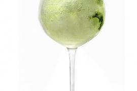 Angel gin tonic