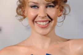 Kylie Minogue quiere ser madre pronto