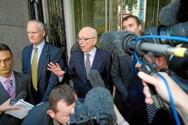 Murdoch acepta haber cometido «errores menores» en el escándalo de las escuchas