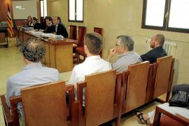 El fiscal mantiene penas que llevarían a la cárcel a los acusados del derrumbe del hotel Son Moll