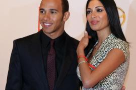 Lewis Hamilton y Nicole  Scherzinger, prometidos