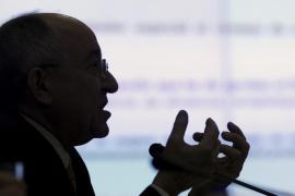 El gobernador del Banco de España, Miguel Àngel Fernández Ordóñez