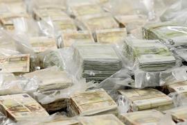 La policía encuentra 25 millones en efectivo a un 'broker' de narcotraficantes en Madrid