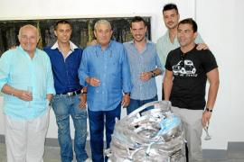 Exposición de Joan Riera Ferrari y Ernesto Rodríguez