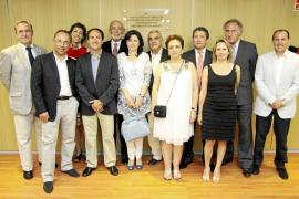 Inauguracion del Colegio de Abogados de Balears