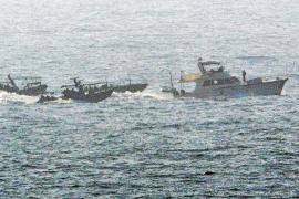 La Marina israelí impide al 'Dignité' llegar a Gaza