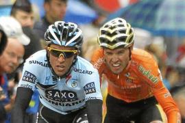 Contador agita el Tour