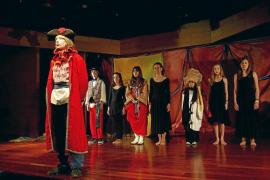 El Teatre d'Artà se afrancesará hoy gracias a la función 'El encuentro'