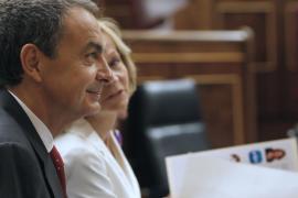 Zapatero reconoce que el grifo del crédito bancario estará cerrado 'todavía un tiempo'