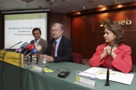 La CAEB espera cerrar 2011 con un crecimiento del PIB de alrededor un 1%