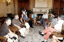 El Consell reitera su intención de hacer un ERE en Televisió de Mallorca