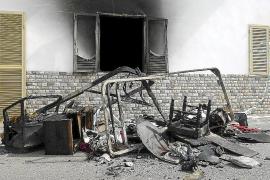 El detenido de Capdepera confiesa que incendió la casa con su mujer dentro