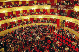 El Teatre Principal detecta irregularidades en su reforma y lo comunica a Anticorrupción