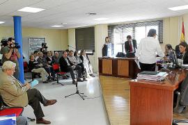 El juicio por la titularidad del Camí de Ternelles queda visto para sentencia