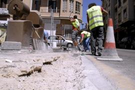 Isern asegura que el carril bici alternativo de Avenidas será más cómodo