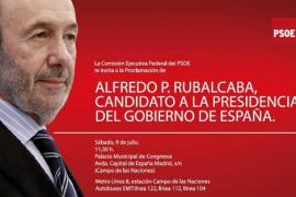 El equipo de Rubalcaba se reúne con asesores de la campaña de Obama