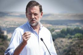 Rajoy dice que Camps ha actuado «con grandeza» en una situación «difícil»