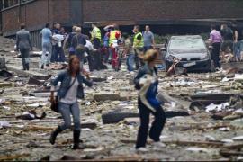 atentado en Noruega