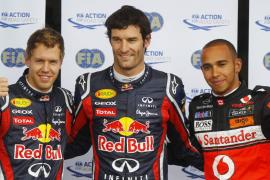 Webber saldrá primero en Nürburgring mientras que Alonso lo hará cuarto