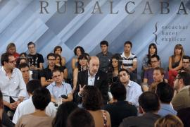Rubalcaba hará una propuesta rigurosa que se pueda llevar a la práctica