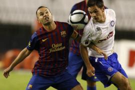 El Barça empata en su estreno de la pretemporada