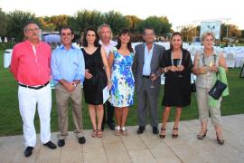 Torneo de golf benéfico organizado por Renault de Llucmajor