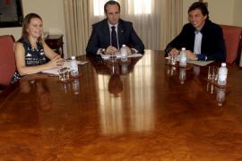 Bauzá denuncia duplicidades entre el Govern, el Consell y el Ajuntament de Palma