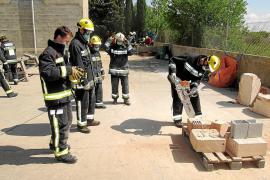 Treinta nuevos bomberos de Mallorca no se pueden incorporar al servicio por la falta de presupuesto