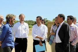 La comunidad de regantes del Pla dispondrá en dos meses de agua depurada para el campo