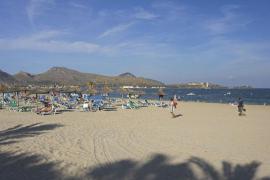 Playa de Tamarells
