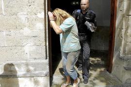 La cuñada de 'La Paca' intentó degollar al vecino de Es Fortí porque se negó a darle dinero