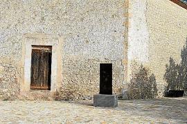 Acto vandálico contra el 'racó de la memòria' del oratorio de la Santa Creu
