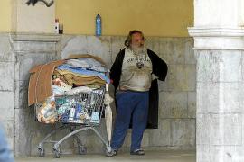 El indigente del Olivar afronta dos años y medio de cárcel por una agresión