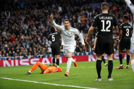 El Real Madrid remonta y derrota al PSG